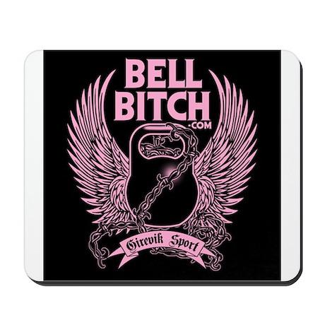 Bell Bitch Mousepad
