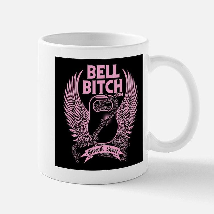 Bell Bitch Small Mugs