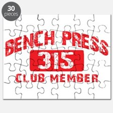 BENCH 315 CLUB Puzzle