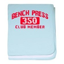 BENCH 350 CLUB baby blanket