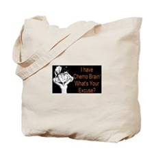 Chemo Brain Tote Bag