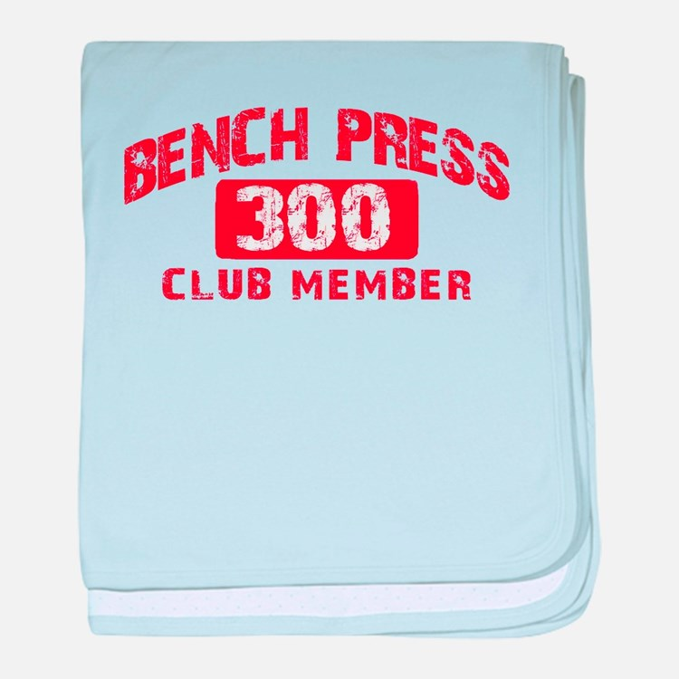 BENCH 300 CLUB baby blanket