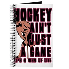 Field Hockey Way Of Life Journal