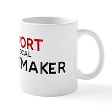 Support:  CABINETMAKER Mug