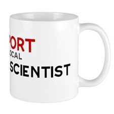 Support:  POLITICAL SCIENTIST Mug