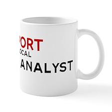 Support:  POLITICAL ANALYST Mug