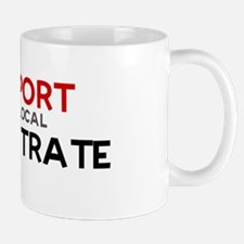 Support:  MAGISTRATE Mug