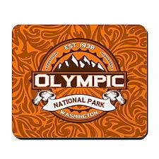 Olympic Pumpkin Mousepad