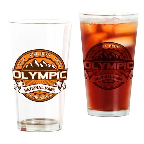 Olympic Pumpkin Drinking Glass