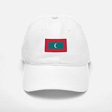 Maldives Baseball Baseball Cap