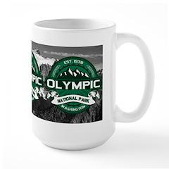 Olympic Forest Green Mug
