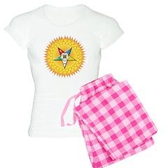 OES Star in the sun Pajamas