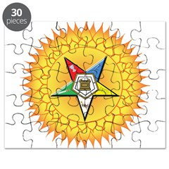 OES Star in the sun Puzzle