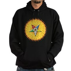 OES Star in the sun Hoodie (dark)
