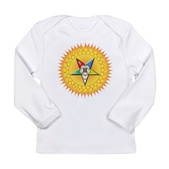 OES Star in the sun Long Sleeve Infant T-Shirt