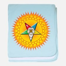 OES Star in the sun baby blanket