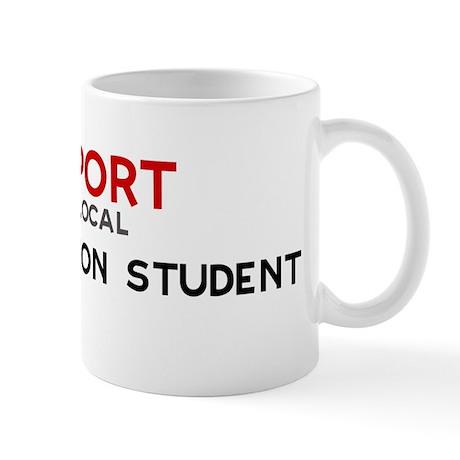 Support: SCIENCE FICTION STU Mug
