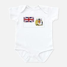British Antarctic Territory Infant Creeper