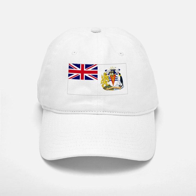 British Antarctic Territory Baseball Baseball Cap