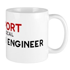 Support:  PETROLEUM ENGINEER Mug