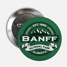 "Banff Natl Park Forest 2.25"" Button"