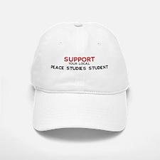 Support: PEACE STUDIES STUDE Baseball Baseball Cap