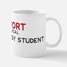 Support:  PALEONTOLOGY STUDEN Mug
