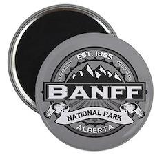 Banff Natl Park Ansel Adams Magnet