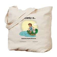 Simple Pleasures Tote Bag