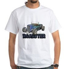 1932 Ford Roadster Blue Shirt