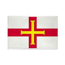 Guernsey Rectangle Magnet