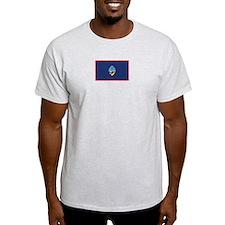Guam Ash Grey T-Shirt