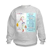 Bully Act Small/TELLY- Sweatshirt