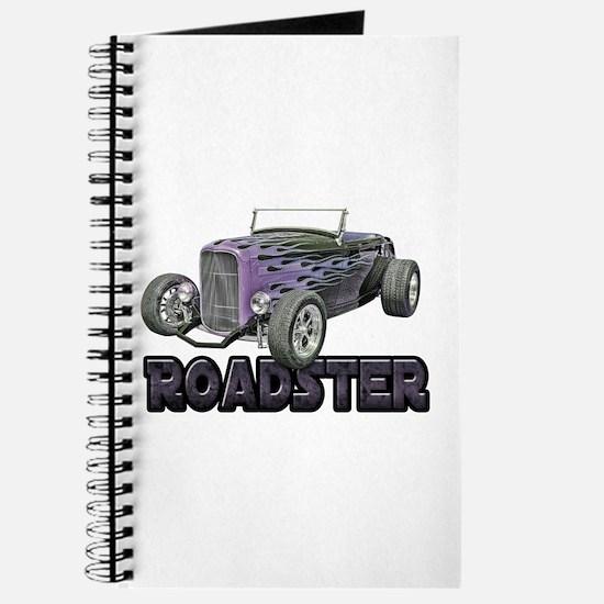 1932 Ford Roadster Grape Journal
