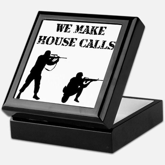 House Calls Keepsake Box