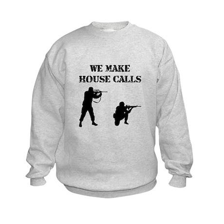 House Calls Kids Sweatshirt