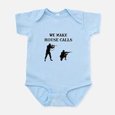 House Calls Infant Bodysuit