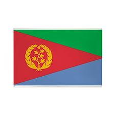 Eritrea Rectangle Magnet