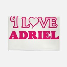 I Love Adriel Magnets