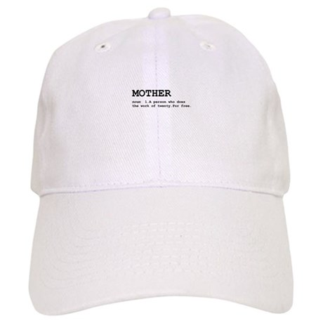 Mother Definition Cap