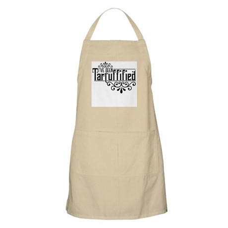 I've Been Tartuffified BBQ Apron