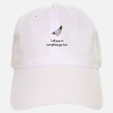 Poop On Love Baseball Baseball Cap