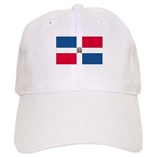 Dominican Republic Baseball Cap