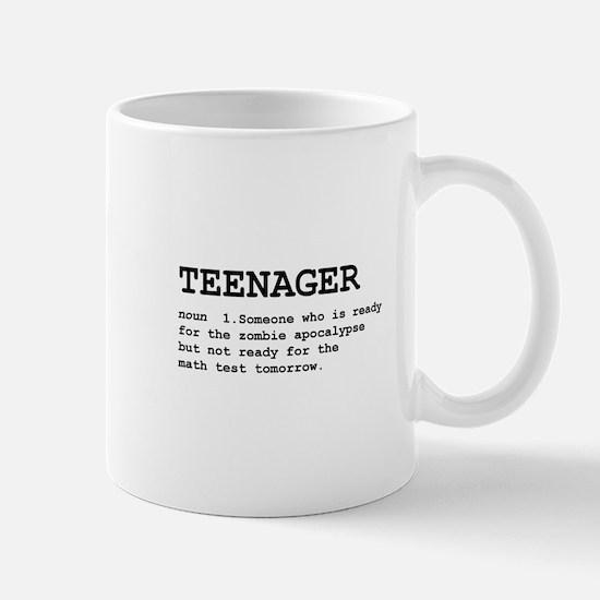Teenager Mug