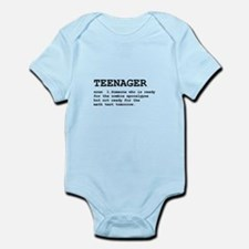 Teenager Infant Bodysuit