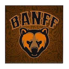 Banff Natl Park Tile Coaster