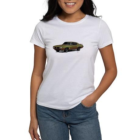 1970 GTO Judge Granada Gold Women's T-Shirt