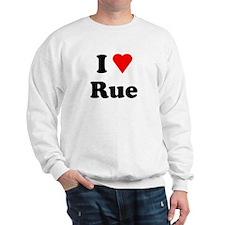 I Heart Love Rue Sweater