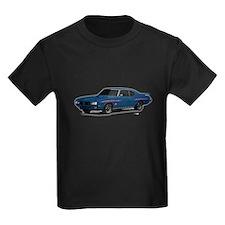 1970 GTO Judge Bermuda Blue T