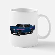 1970 GTO Judge Bermuda Blue Mug